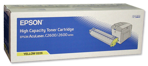 Mực in Epson S050226 Yellow Toner Cartridge (S050226)