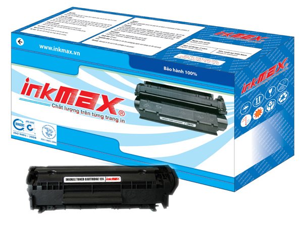 Mực inkmax 16A Black Toner Cartridge (Q7516A)