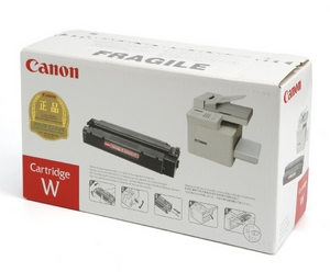 Mực in Canon W Black Toner Cartridge