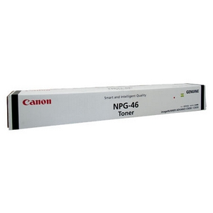 Mực Photocopy Canon NPG 46Bk Black Toner (NPG 46)