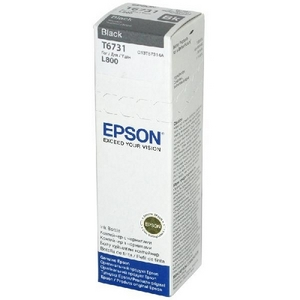Mực in Epson T673100 Black Ink Cartridge (T673100)
