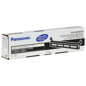 Mực in Panasonic KX FAT411 Black Toner