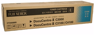 Mực in Xerox DocuCentre III C3100,C4100, Cyan toner cartridge (CT200869)
