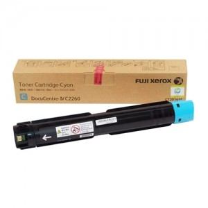 Mực in Xerox CT201435 Cyan Toner Cartridge