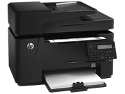 Máy in HP LaserJet Pro MFP M127fn, In, Scan, Copy, Fax, Network, cty