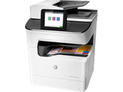 Máy in HP PageWide Enterprise MFP 780dns, In, Copy, Scan, Fax, Network, Wifi