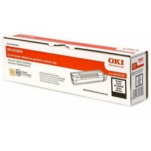 Mực in Oki C810 Black Toner Cartridge