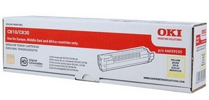 Mực in OKi C810 Yellow Toner Cartridge
